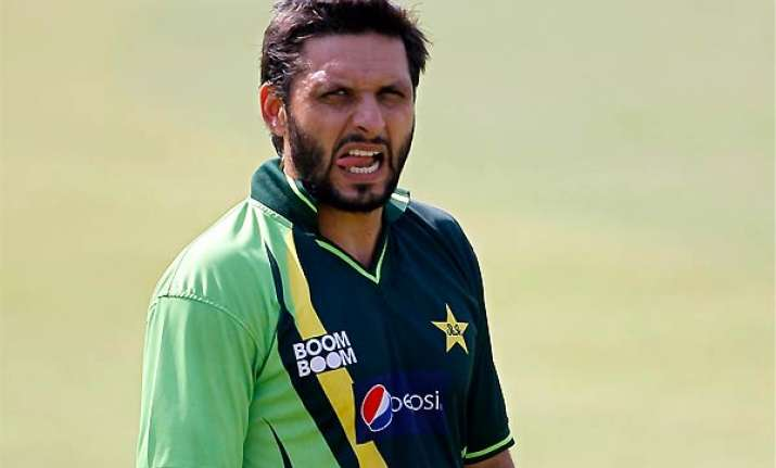 rehman malik s matchfixing comment was a mistake says afridi