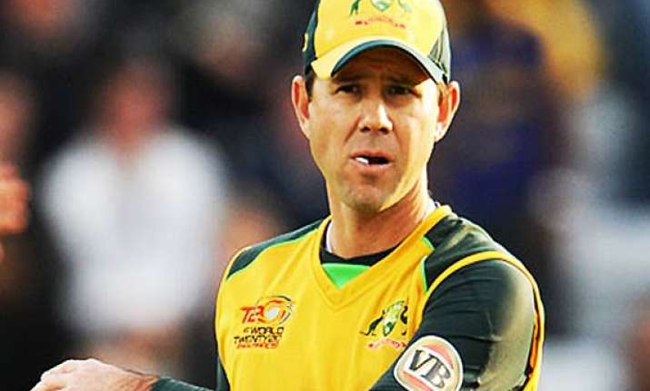 ricky ponting vows to fight for his place in australian team