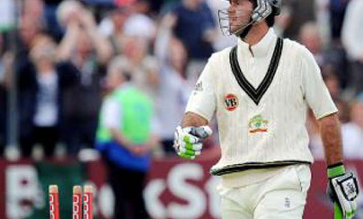 ricky ponting to retire from test cricket