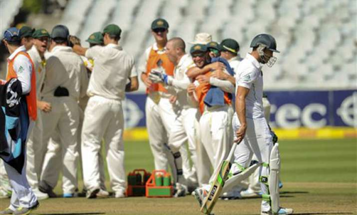 aussies win 3rd test series in last day thriller