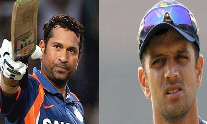 sachin dravid differ on t20 and test cricket