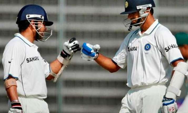 sachin and dravid rise in icc test rankings