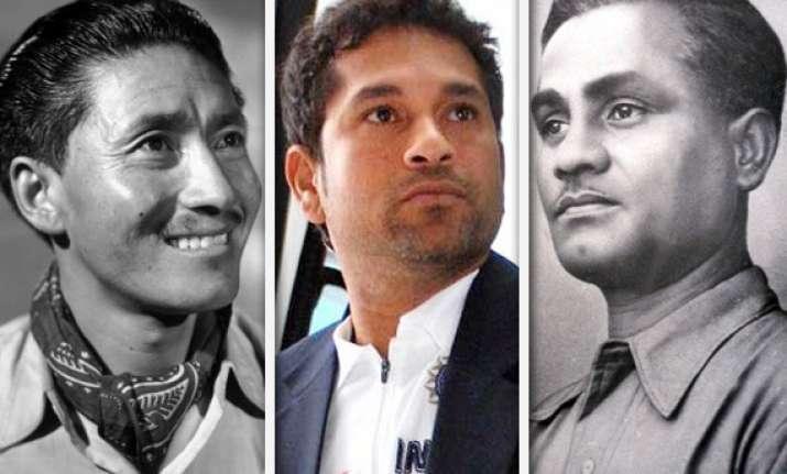 sachin tendulkar not nominated for bharat ratna