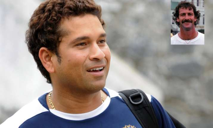 sachin tendulkar greatest batsman to have played cricket