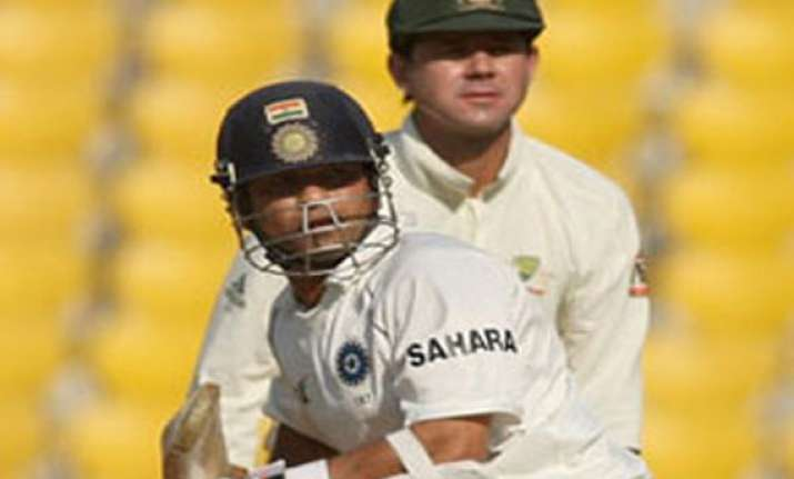 sachin tendulkar was the best i played against ricky ponting