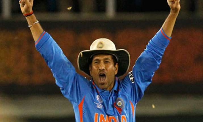 sachin is available for india pak series