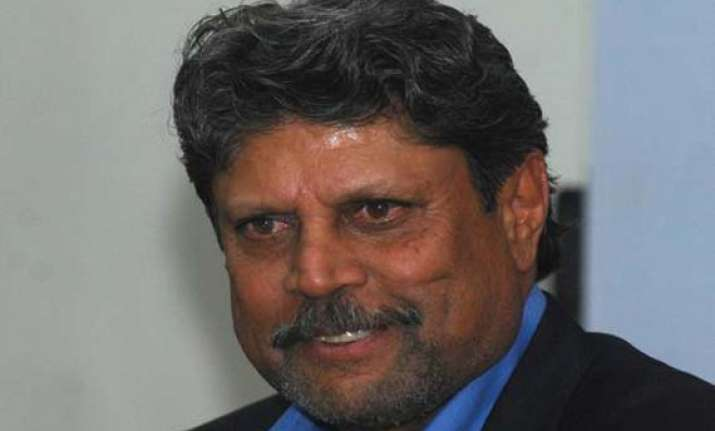 sachin is in good form says kapil dev