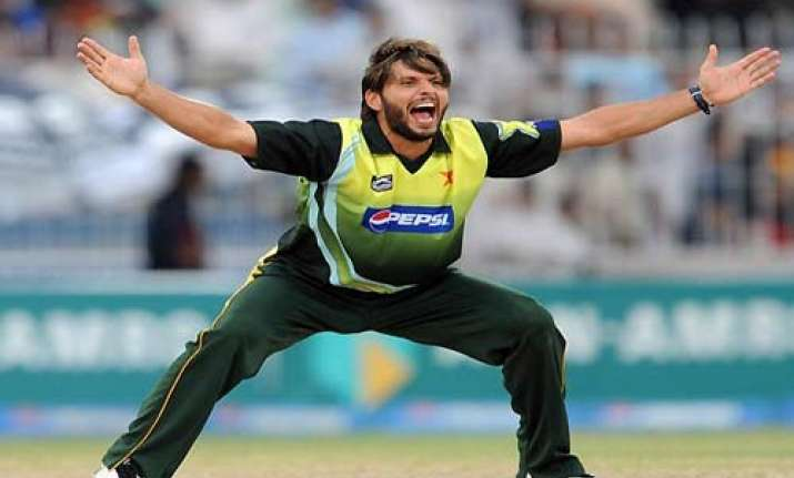 sacking afridi was in best interest of the team says pcb