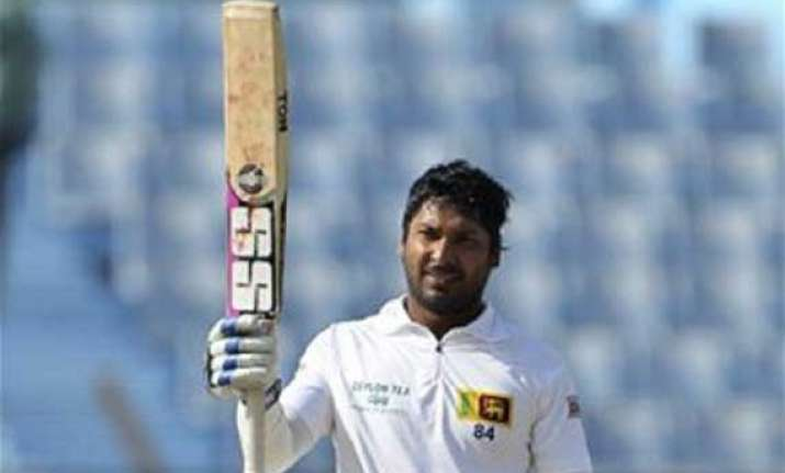 sangakkara joins exclusive club as sri lanka declared 305 4
