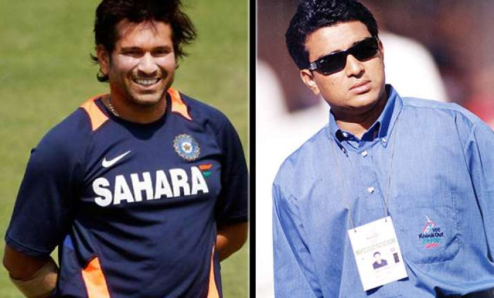 sanjay manjrekar shocked at sachin accepting rs seat