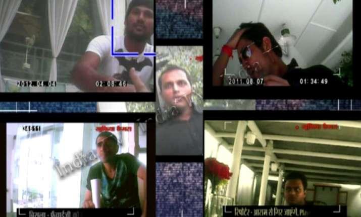 sawani submits report on india tv spot fixing sting