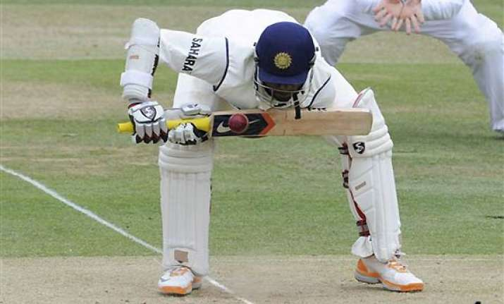 india salvages some pride with 7 wkt burst in final session