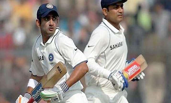 sehwag gambhir fail again as delhi shot out for 235