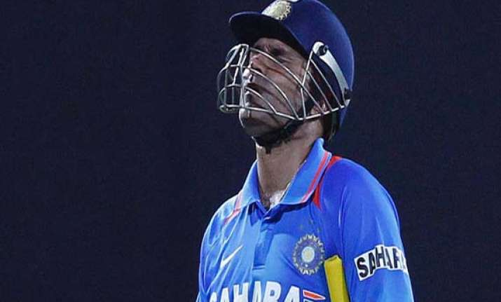 sehwag dropped for first three odis against england
