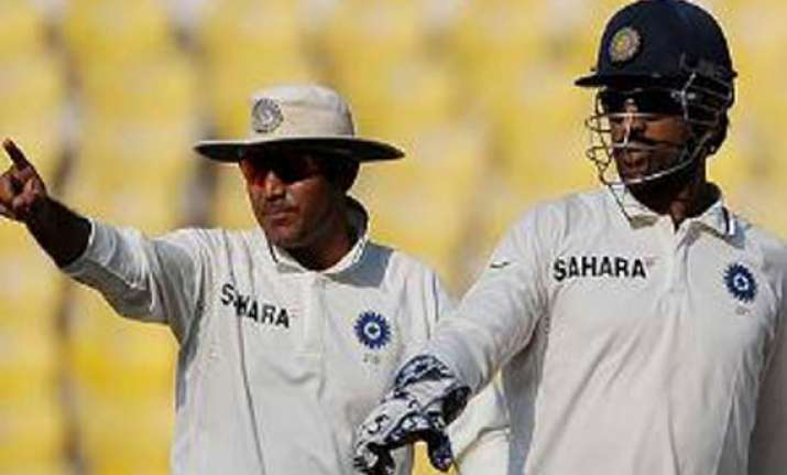 sehwag s mindset is totally different dhoni