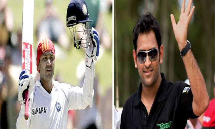 selectors wanted to make sehwag skipper replacing dhoni