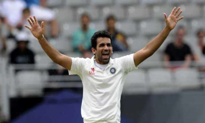 shami is a match winner zaheer