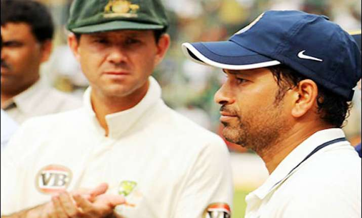 should sachin follow in the footsteps of ponting