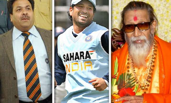 shukla rebuts thackeray on conferring of bharat ratna on
