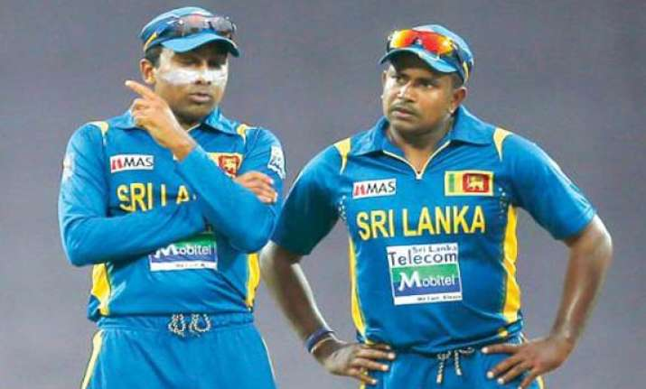 sir lanka bangladesh odi series jayawardene herath to miss