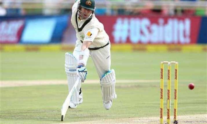 south africa australia score stumps day 2 3rd test