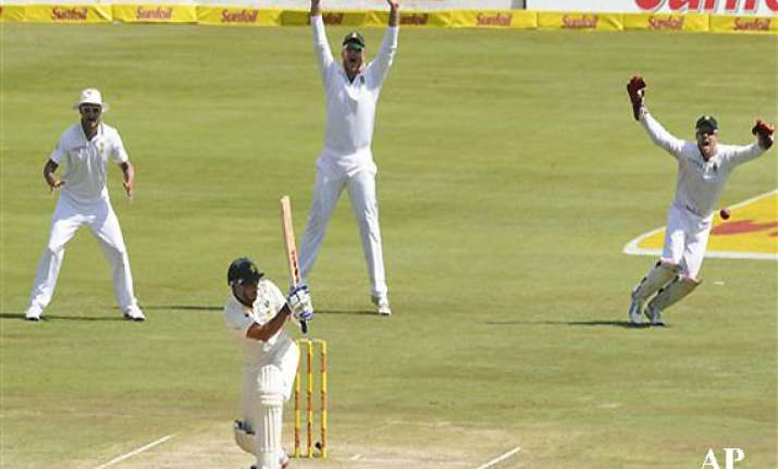 south africa beats pakistan by an innings