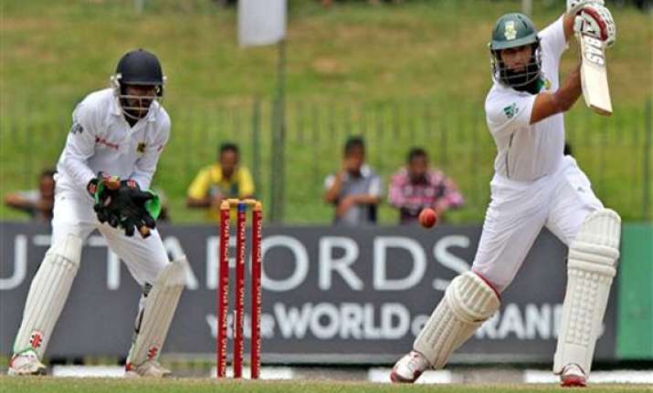 south africa dismissed for 282 in 1st innings sl 11/0 in