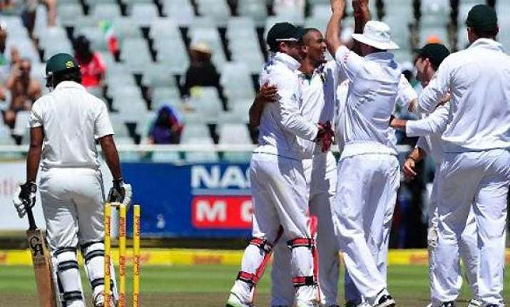 south africa s warmup against pak ends in draw