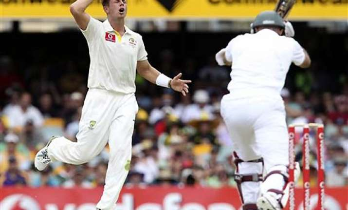 australia south africa draw first test