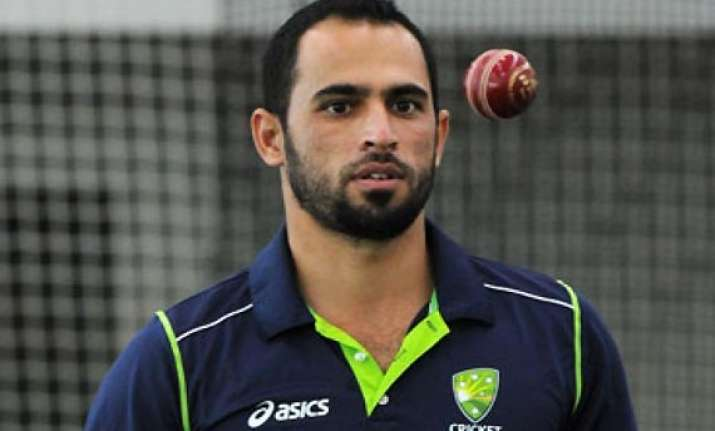 spinner fawad ahmed included in australian team for odi t20