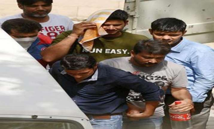 ipl spot fixing 4 more arrested in delhi