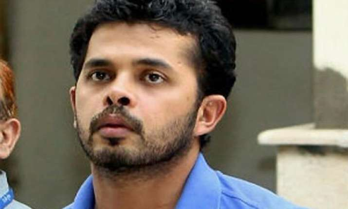 sreesanth says he is confident of getting a clean chit