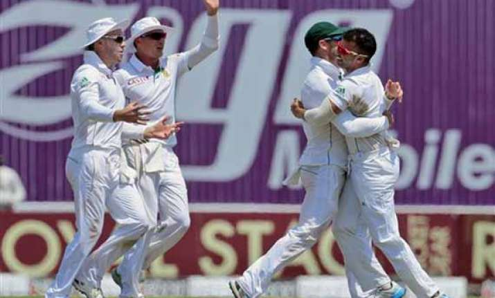 sri lanka vs south africa test scoreboard