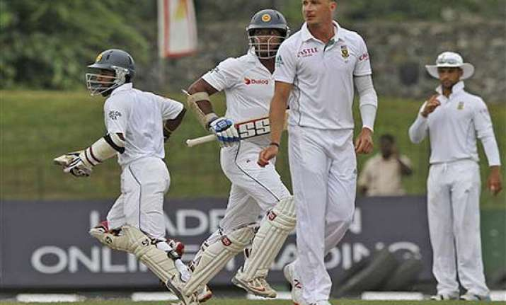 sri lanka vs south africa scoreboard