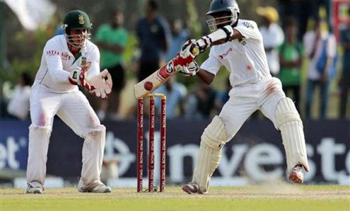 sri lanka vs south africa first test scoreboard