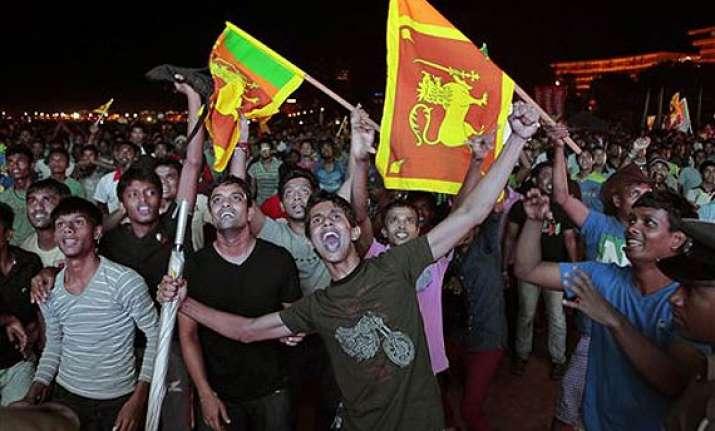 sri lankans celebrate after worldt20 win