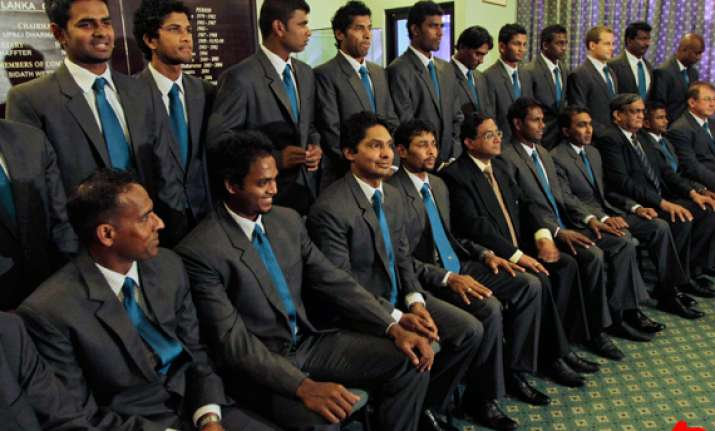 sri lankan cricketers to receive part of back wges