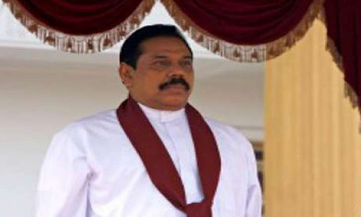sri lankan president to pray in tirupati before mumbai final