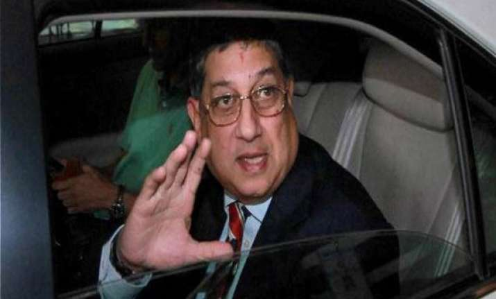 srinivasan appears in court for case involving jaganmohan
