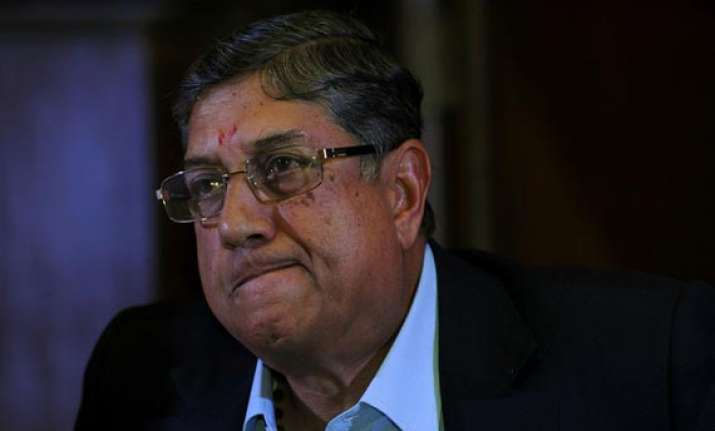 srinivasan seems set to return as bcci chief