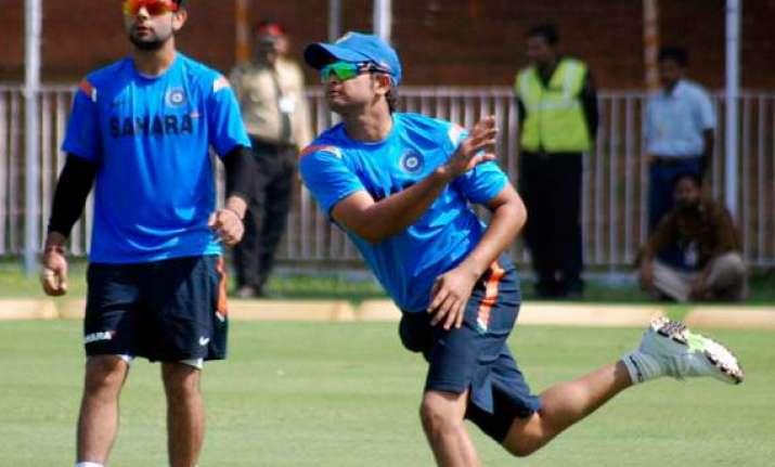 starless india relies on raina kohli for t20 against wi