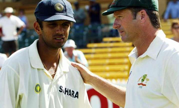 steve waugh my role model says rahul dravid