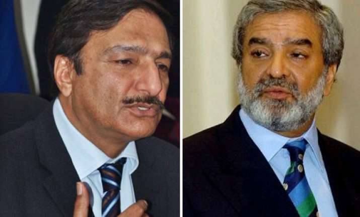 stop wasting time convincing bcci former icc chief tells pak
