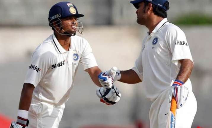 strong batting on sunny day gives india control of 3rd test
