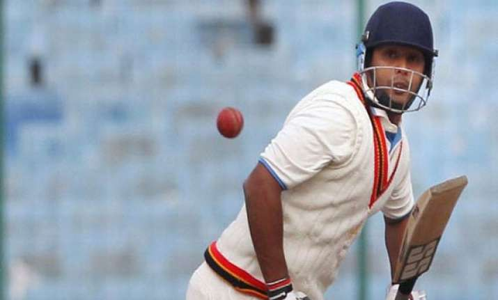 stuart binny s ton puts karnataka on top in irani cup