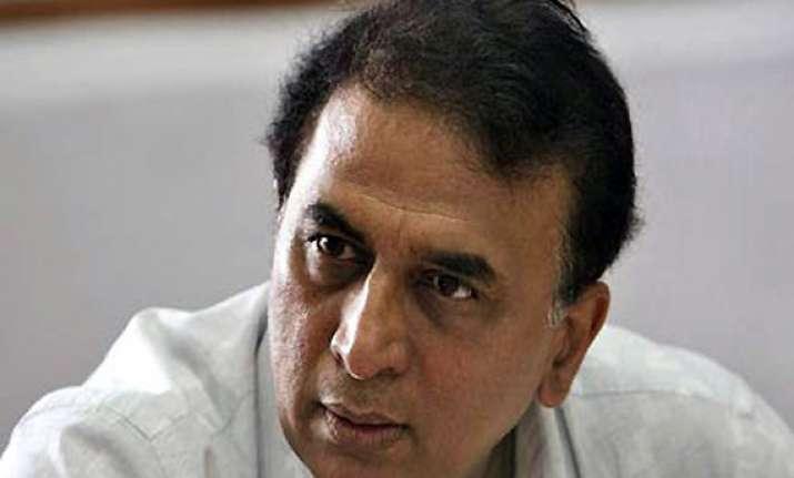 sunil gavaskar says ipl cannot be blamed for batsmen s poor