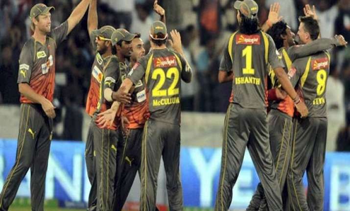 sunrisers geared up for another good show in ipl