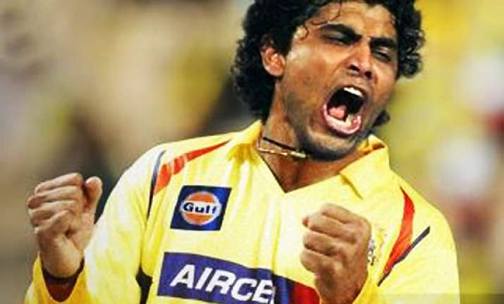 jadeja s all round guide chennai to easy win over deccan