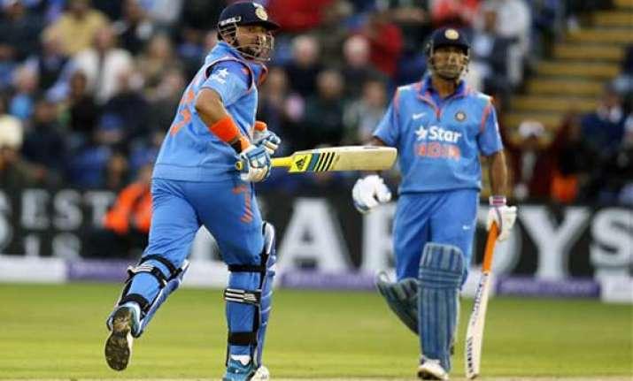 suresh raina will bat at number five confirms ms dhoni