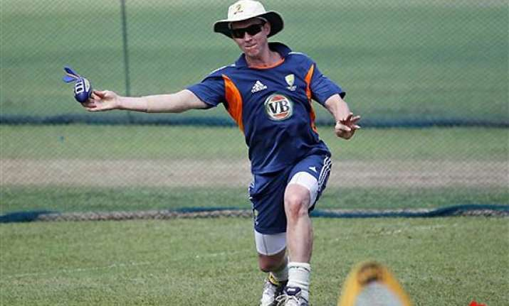 t20s perfect way for aussies to get going in lanka lee